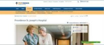 Chewelah Hospital website